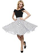 A Line Retro Skirts