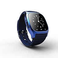 rwatch M26 bærbar Smartwatch, mediekontroll / hands-free samtaler / pedometer / anti-tapt for android / ios