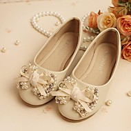 Girls' Shoes Comfort Round Toe Flat Heel Flats with Bowknot Shoes More Colors available