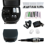 Solong Tattoo Permanent Makeup Kit Tattoo Pen Eyebrow Lip Machine Set