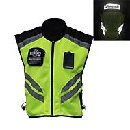 RIDING-TRIBE Motorcycle Bike Racing High Visible Reflective Warning Cloth Vest