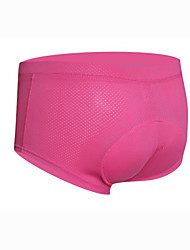 REALTOO Bike/Cycling Shorts / Underwear Shorts/Under Shorts / Padded Shorts / Bottoms Women's Breathable / 3D PadNylon / Elastane /