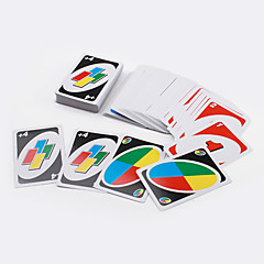 UNO Card Game Playing Card Family Friend Travel Instruction