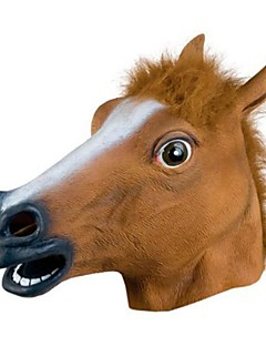 Popular Horsehead Mask for Halloween Party(1 Pc) Animal Heads Horse