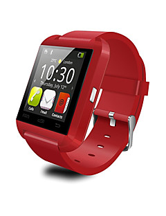 Para Vestir - para - Smartphone - U watch Reloj elegante - Bluetooth 3.0 Encontrar Mi Dispositivo / Despertador - iOS / Android